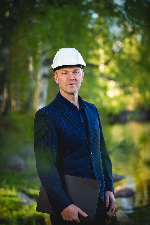 Quality Assurance Manager Kimmo Minkkinen