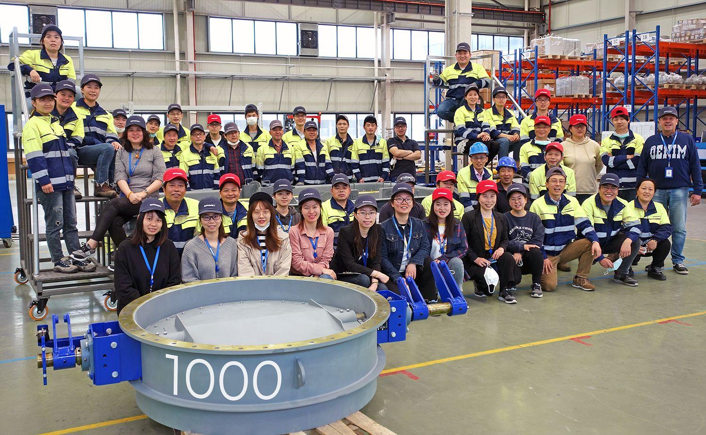 1000th-damper-from-Sammet-Shanghai