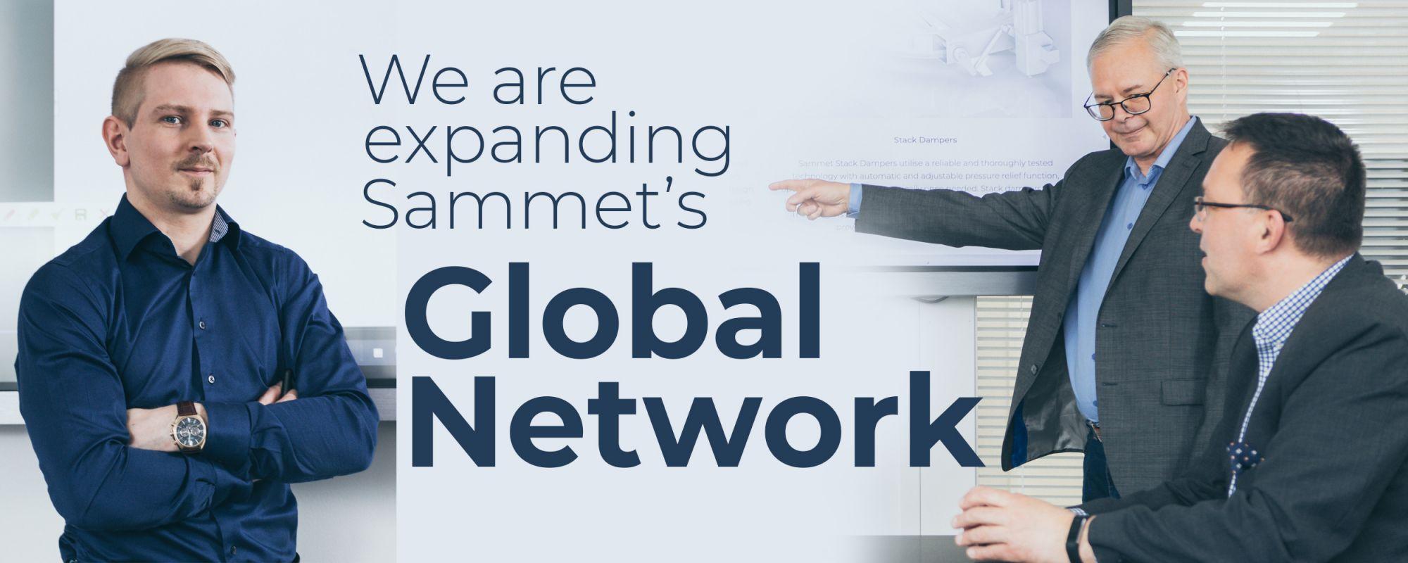 Sammet's Global Agent Network