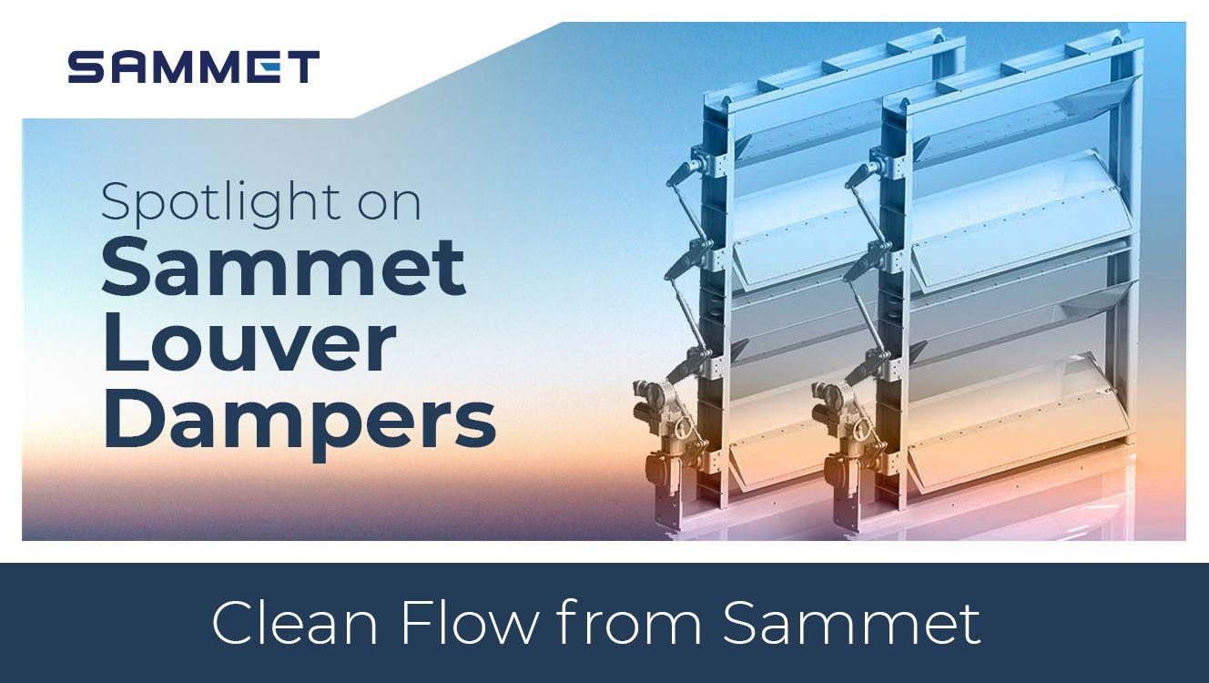Sammet Louver Dampers